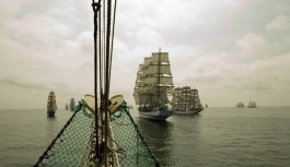 Baltic Tall Ships Regatta 2015 na weekend