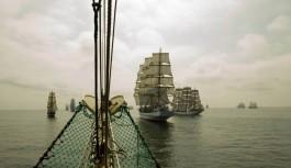 Baltic Tall Ships Regatta 2015 na weekend