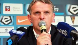 Trener Moskal: Chcemy znów poczuć smak zwycięstwa